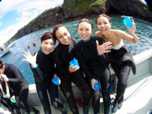 青の洞窟 ダイビング 学割