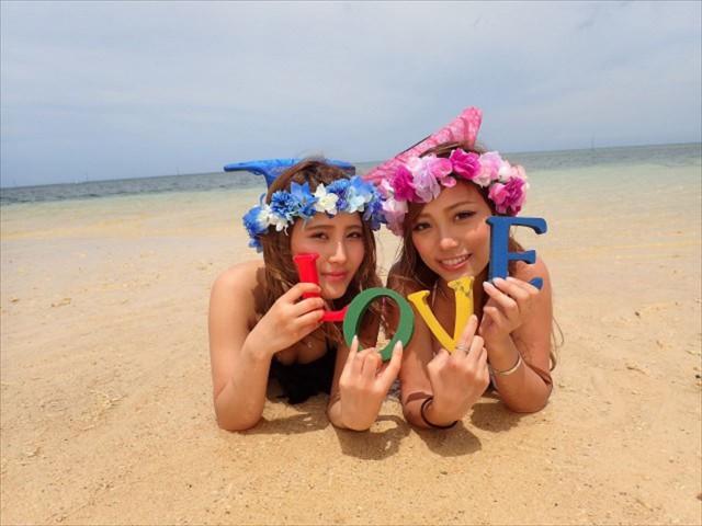 マーメイドスイム,沖縄,卒業旅行や家族旅行におすすめ