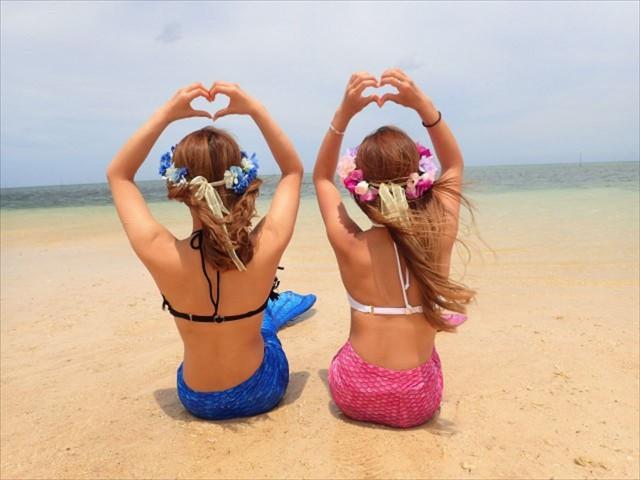 女子旅 沖縄
