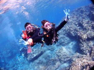 青の洞窟ダイビング 口コミ