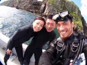 沖縄 青の洞窟 ダイビング 口コミ