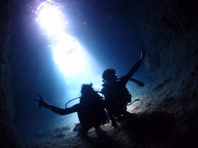 青の洞窟ダイビング 学割