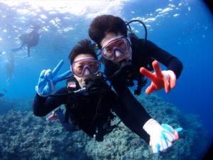 沖縄ダイビングショップ 口コミ