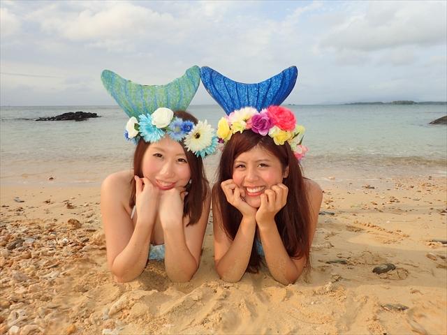沖縄 マーメイドスイム