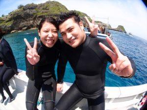 沖縄 ダイビング口コミ 人気