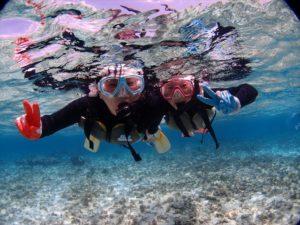 沖縄 ダイビング還暦祝い