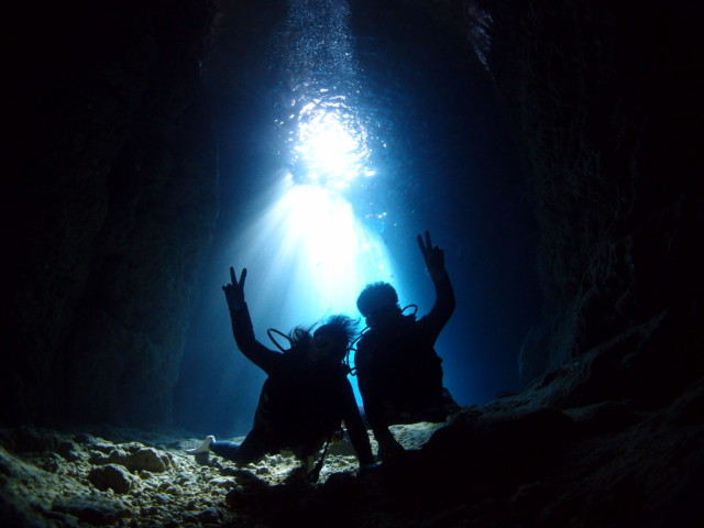 沖縄 青の洞窟 うちなんちゅ限定プラン